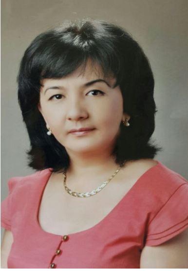 Парпибаева Динора Аюповна